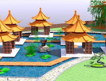 باغ چینی ها